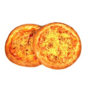 Мини-Пицца с Ветчиной 100 гр.