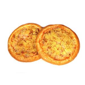 Мини-Пицца с Мясом 100 гр.