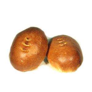 Пирожок с картофелем и грибами 75гр.