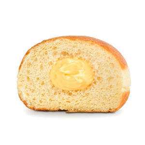 Пончик с ванильной начинкой 1