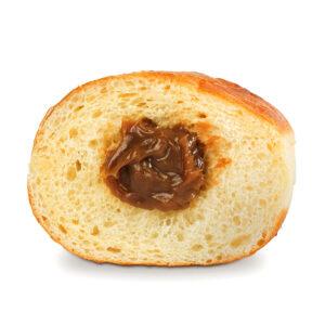 Пончик с карамелью 1
