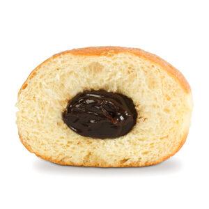 Пончик с шоколадом 1