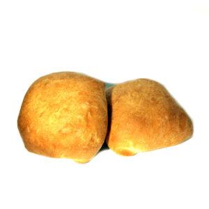 Постный пирожок с капустой и грибами 75гр.