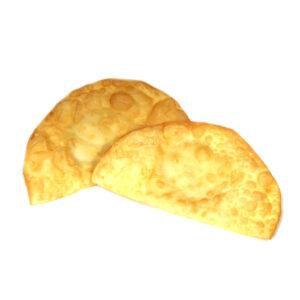 Чебурек с картофелем 75гр.